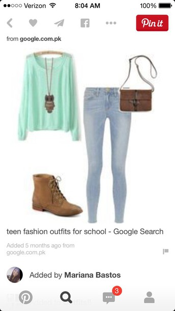 top style outfit jeans