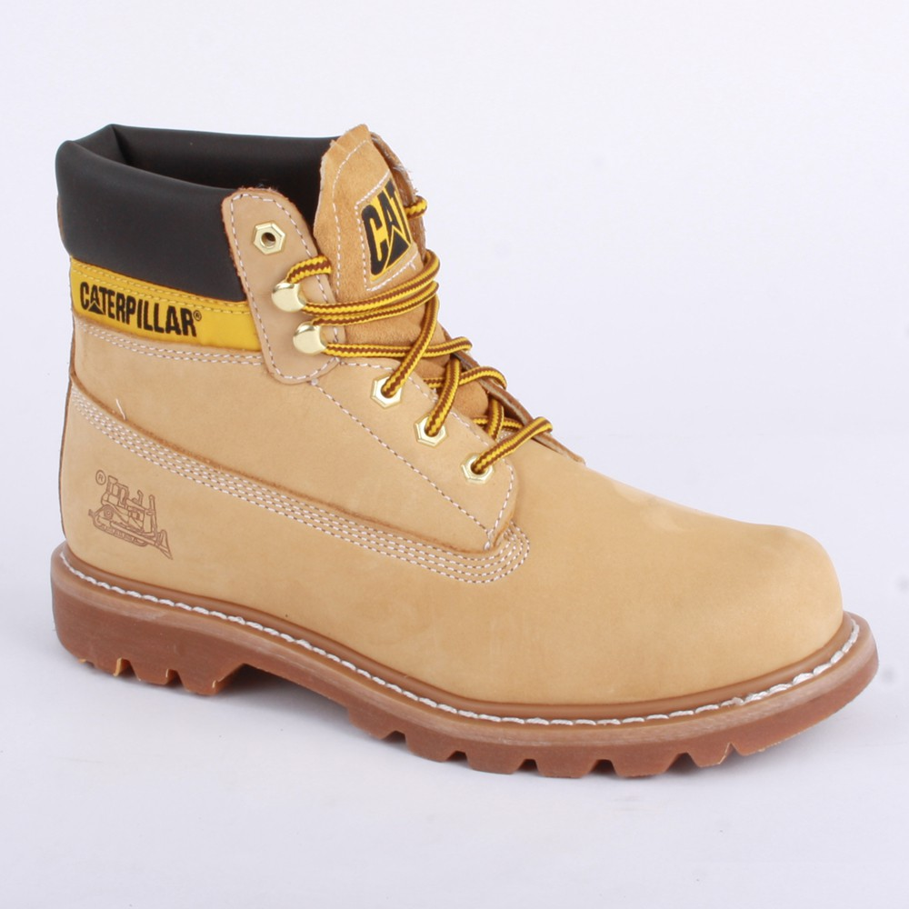 Caterpillar Colorado Womens Boots in Honey