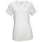 Under armour heatgear achieve burnout t-shirt - women's - training - clothing - white/steel