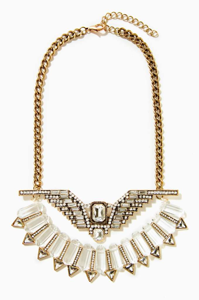 Crystal Sky Necklace | Shop Sale at Nasty Gal
