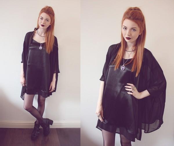 hannah louise fashion dress shirt shoes jewels