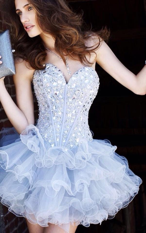 dress prom dress short prom dress cute