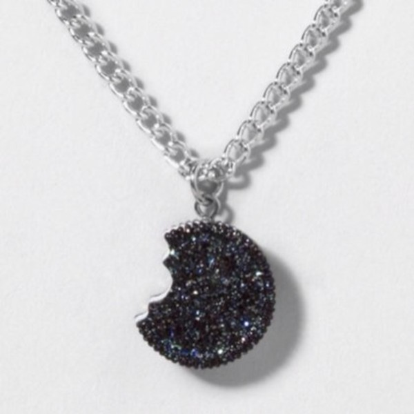 jewels oreo necklace forever 21