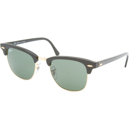 Ray-Ban Clubmaster Sunglasses | Backcountry.com