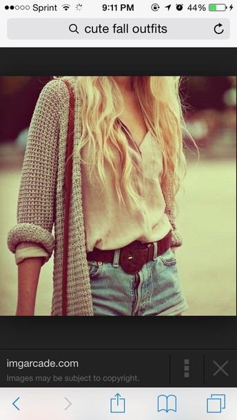 cardigan fall outfits