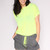 Workout Shorts - Neon Yellow | Obsezz