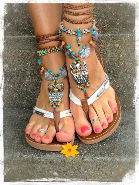 shoes boho shoes flat sandals sandals boho