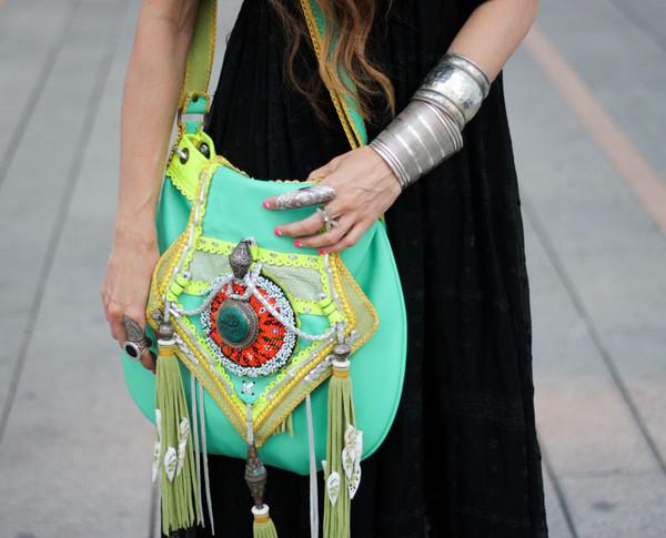 madame rosa jewels bag