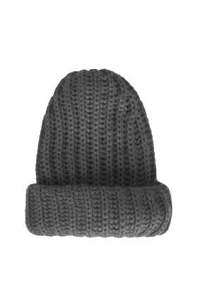 Double Chunky Knit Hat - Hats  - Bags & Accessories  - Topshop