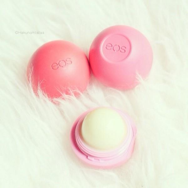 lipstick nude lipstick eos lip balm natural makeup look face care