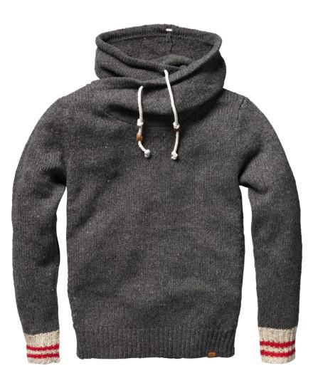 Hooded pull - Pulls - Scotch & Soda Online Shop ($100-200) - Svpply