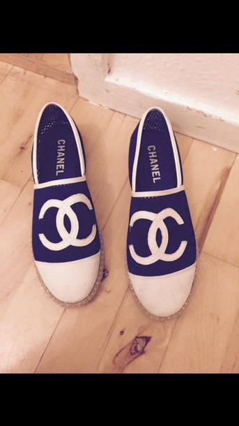 shoes chanel chanel shoes chanel espadrilles espadrilles black and white