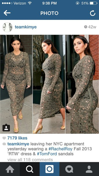 kim kardashian see through dress