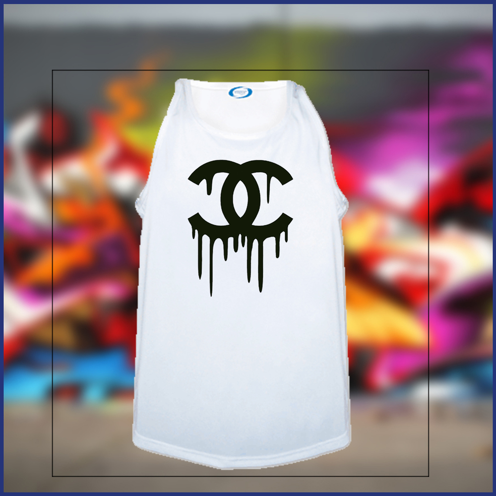 Chanel Tank Top Inspired Limited Edition  — Luxury Elites