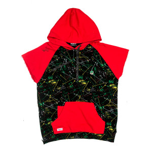 TRUKFIT TRUKFIT  | Trukfit D Splatter Pullover Short Sleeve Hoodie | Shop the TRUKFIT Official Store
