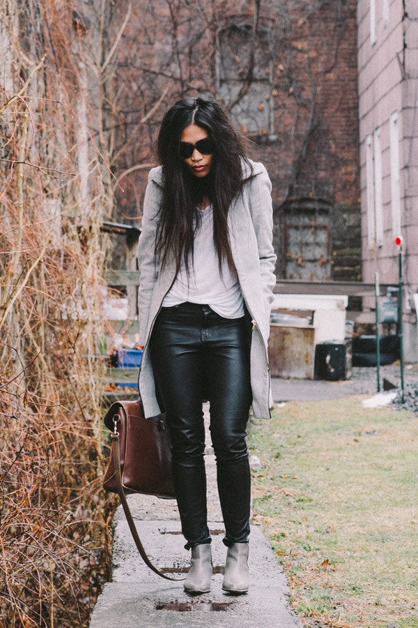 love you duh sunglasses coat t-shirt pants shoes