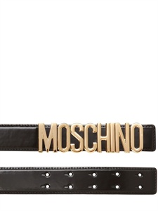 BELTS - MOSCHINO -  LUISAVIAROMA.COM - WOMEN'S ACCESSORIES - FALL WINTER 2013