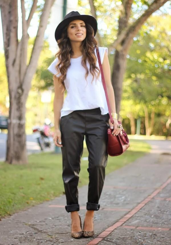 nany's klozet t-shirt shoes bag hat jewels