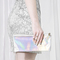 Icansee clutch bag iridescent  / rebel-nation apparel