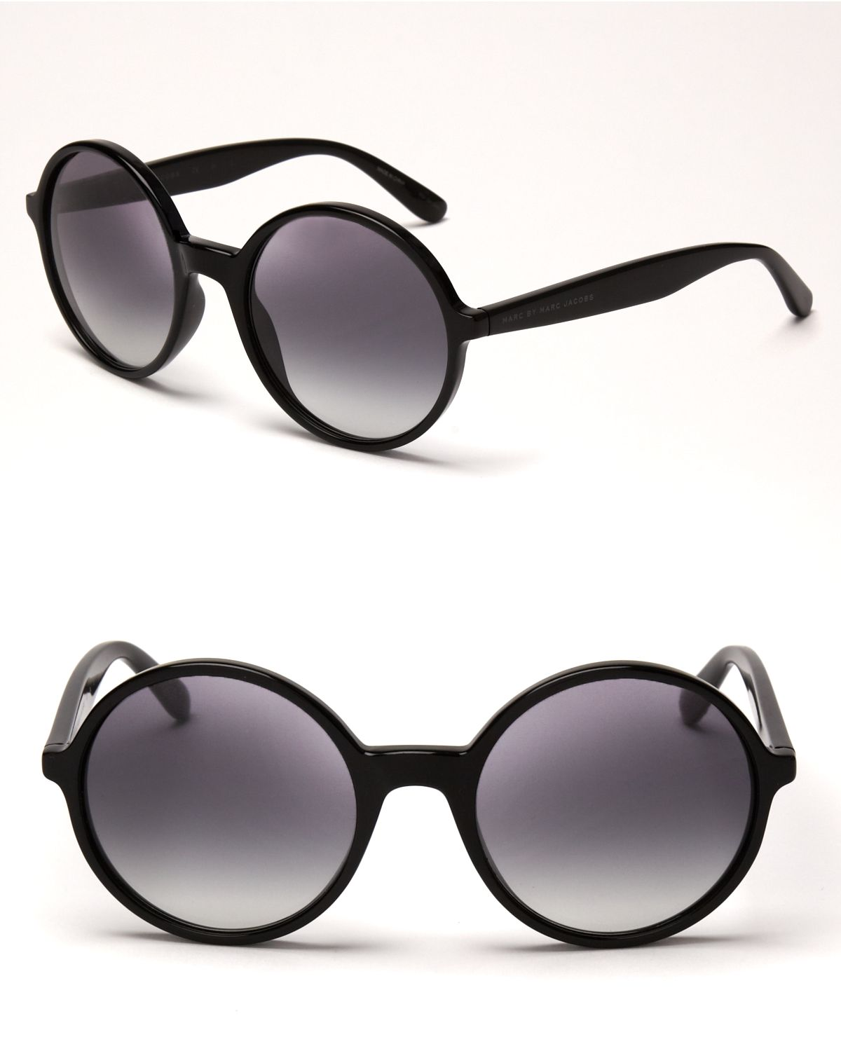 MARC BY MARC JACOBS Oversized Round Sunglasses | Bloomingdale's