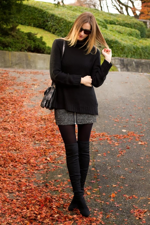 styling my life sweater skirt shoes bag sunglasses