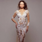Innovative Wedding Dresses by IS Design House signed by the designer Ibrahim El Sharif - Fashion Diva Design