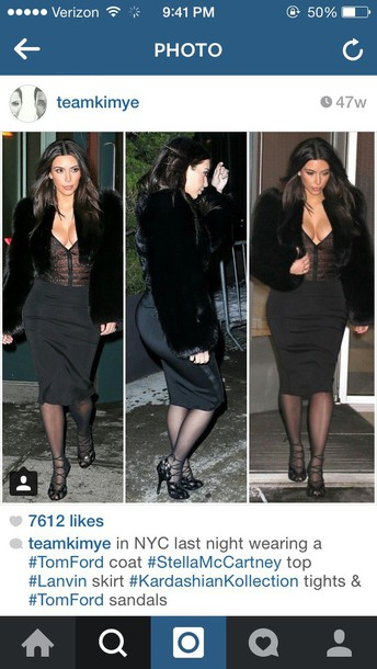 dress kim kardashian