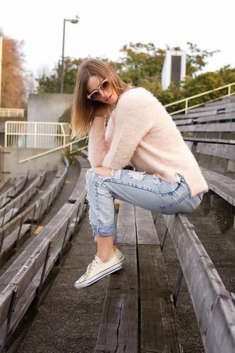 styling my life sweater coat jeans shoes jewels bag