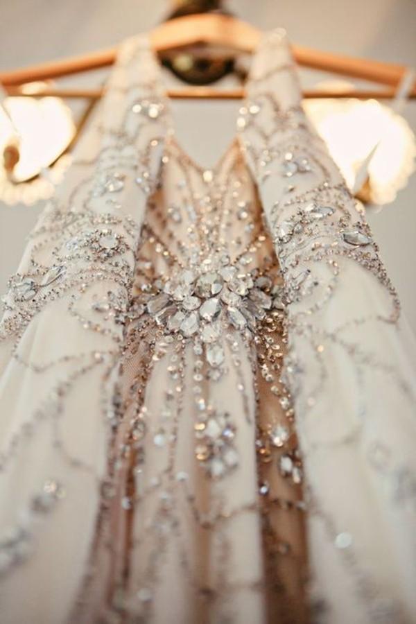 dress beaded beige dress sequin dress embellished embellished dress jenny packham