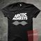 Arctic monkeys black unisex t shirt | my o tees