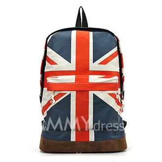 bag british union jack union jack backpack british flag backpack backpack