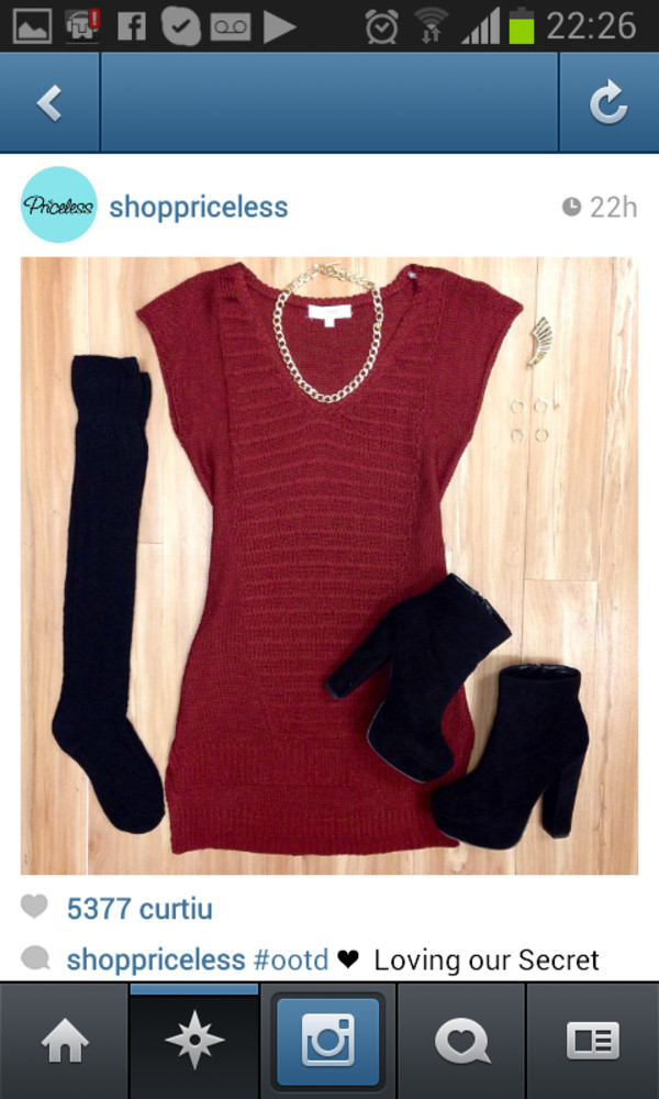 dress dark red winter outfits winter outfits shoes underwear