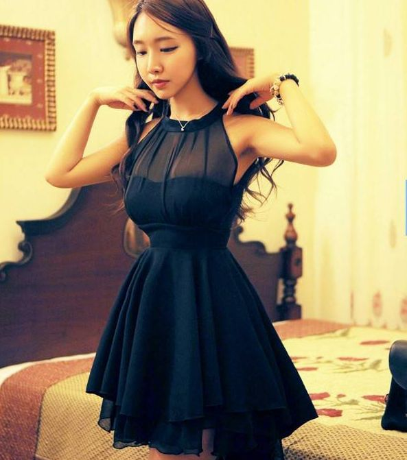 Vestido Fiesta/Prom Dress WH035 from Kawaii Clothing on Storenvy