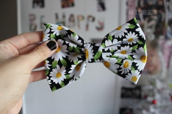 jewels hair accessory hair bow daisy