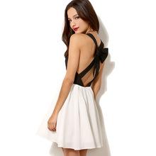 Shop back cross bow strap dress online - Buy back cross bow strap dress for unbeatable low prices on AliExpress.com