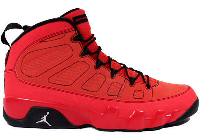 Kixclusive - Air Jordan 9 Retro Motorboat Jones