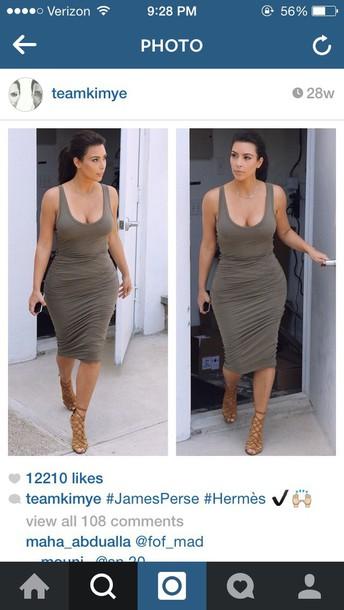 dress kim kardashian