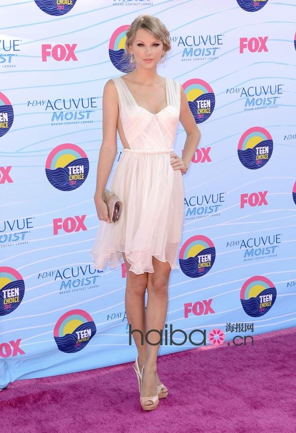 Taylor Swift White Sheer Straps A line Backless Sexy Ruffles Mini Short Chiffon Celebrity /Prom Dress-in Celebrity-Inspired Dresses from Apparel & Accessories on Aliexpress.com