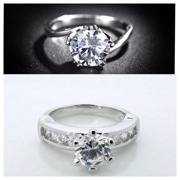 jewels one year anniversary ring