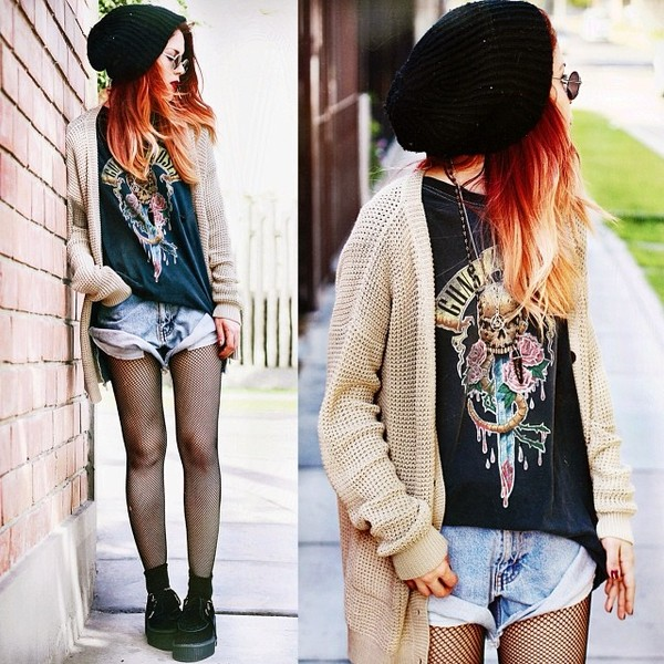 shirt clothes hat jacket shorts