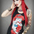 Black tank top Rebel Mermaid Ariel  | CLOTHING \ T-shirts | Restyle.pl