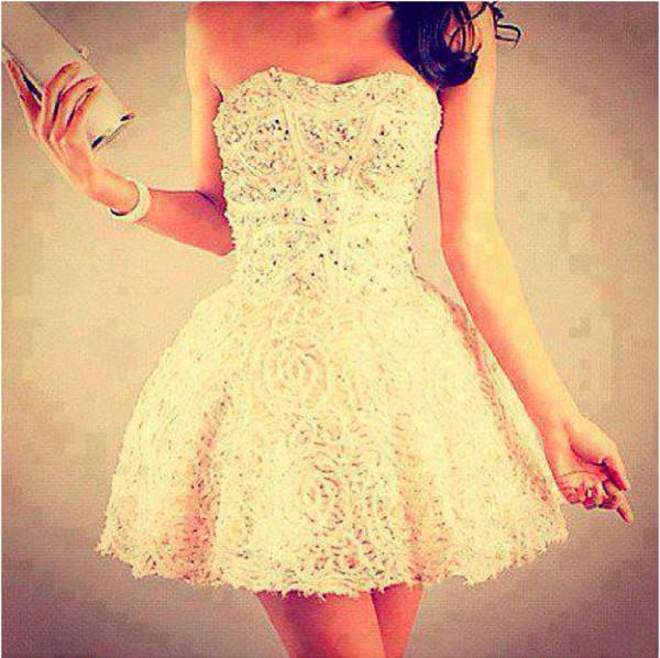 dress cute fashion bag clutch rose floral cute dress gems beautiful pretty