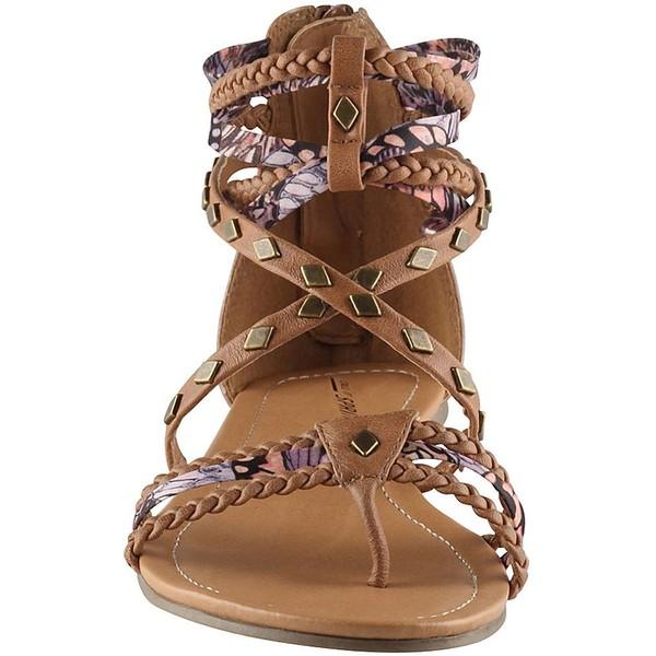 Call It Spring(TM) Galeana Beaded Gladiator Sandals - Polyvore