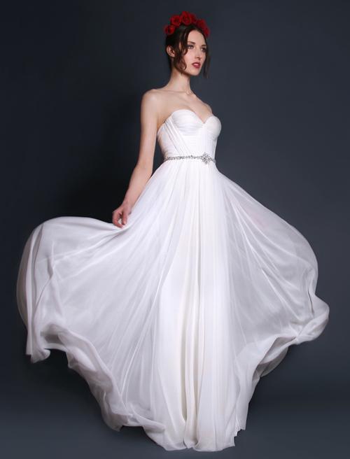 Annie Wedding Gown — R E D D O L L by Tatyana Merenyuk