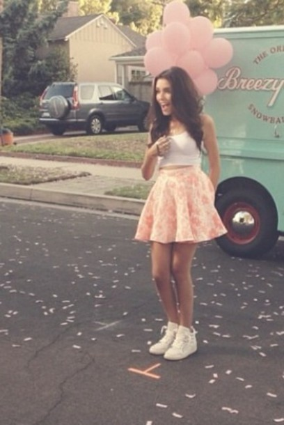 skirt madison beer melodies colorful