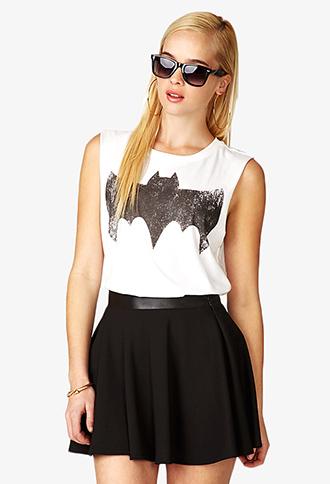 Batman™ Muscle Tee   FOREVER 21 - 2049256900