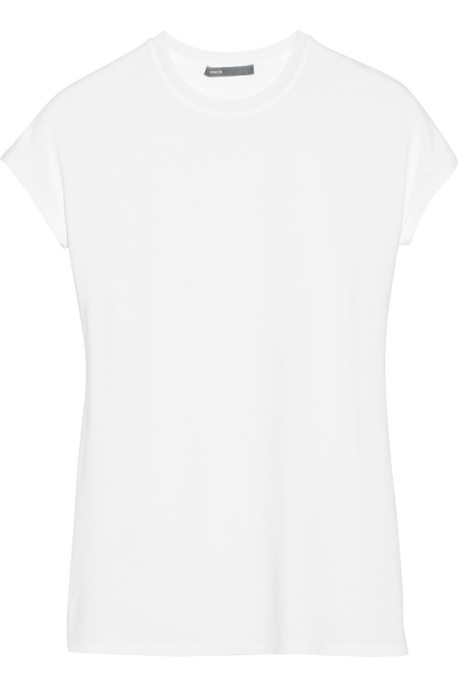 Micro Modal-blend jersey T-shirt   Vince   40% off   THE OUTNET