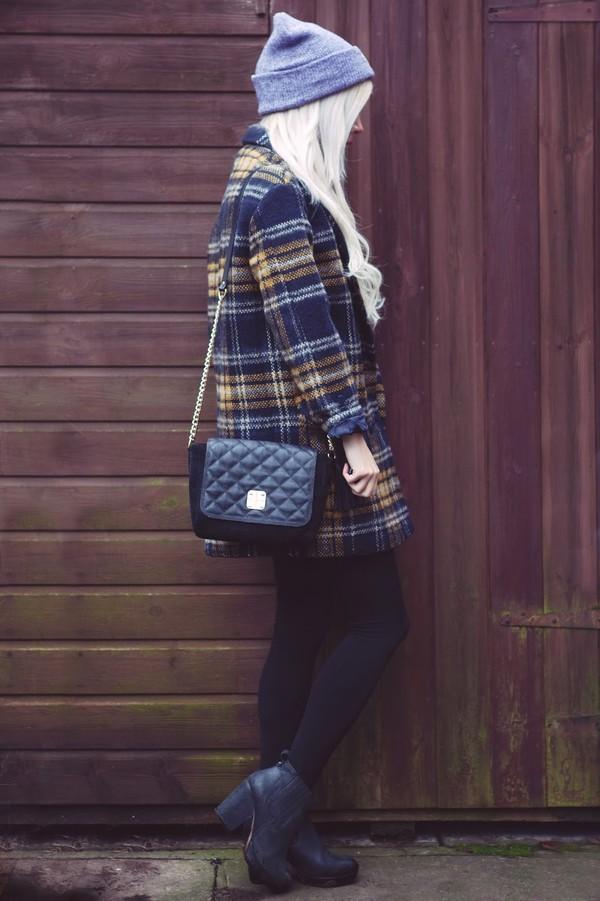 leanne lim walker hat t-shirt shoes coat bag jewels
