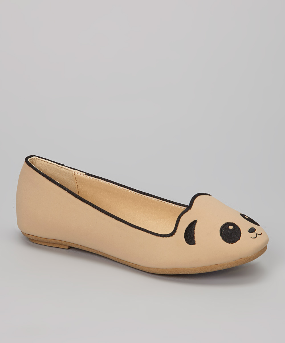 Nude Mirabella Panda Flat | Daily deals for moms, babies and kids