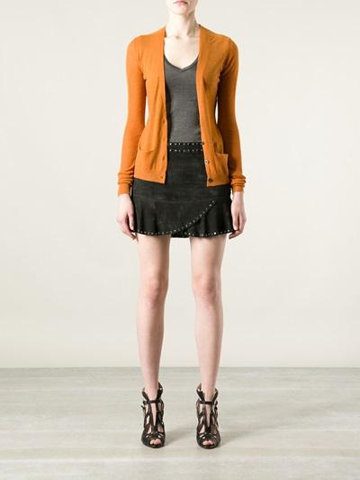 Isabel Marant Classic Cardigan - Stylesuite - Farfetch.com